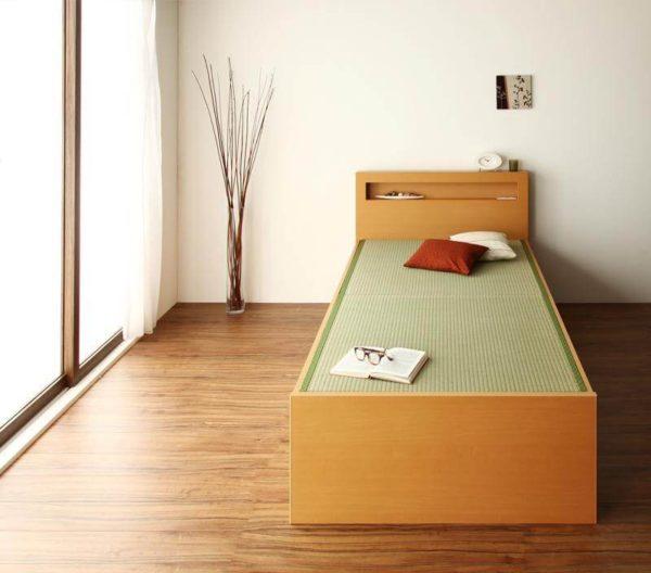 畳ベッド 余凪