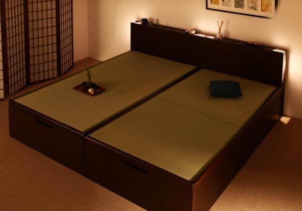 畳ベッド 月花