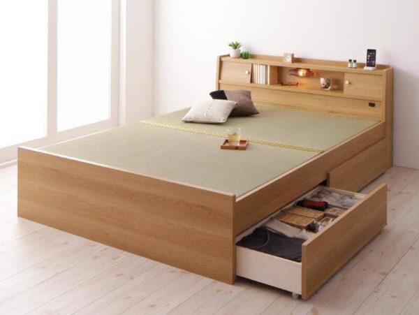 畳ベッド 泰然