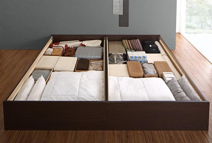 Pasto 小上がり畳連結ベッド