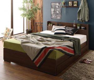 収納ベッド Lacomita
