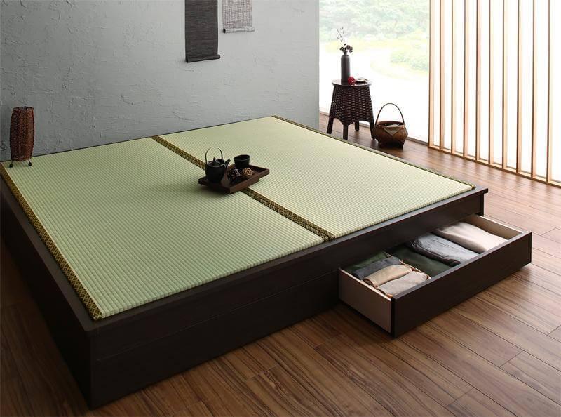 畳ベッド 夢水花 ユメミハナ 小上がり