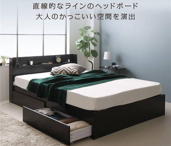 収納ベッド NEXSTORAGE