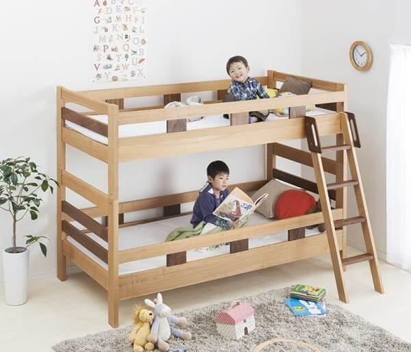 2段ベッド Silvano