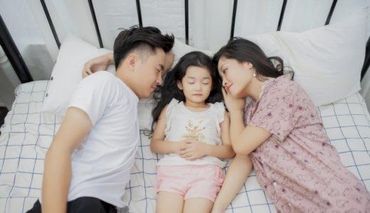3人家族が快適に寝られるベッドサイズとは。6畳寝室の広さで解説!