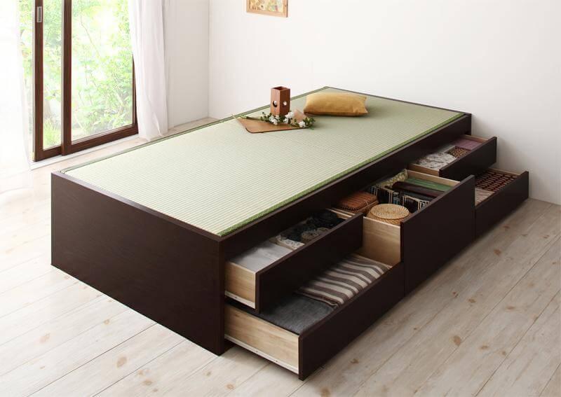 畳ベッド 翠緑 すいりょ