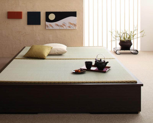 畳ベッド 花梨