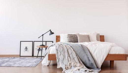ワンルームの部屋を広く見せるベッドの選び方。一人暮らしの男性必見!