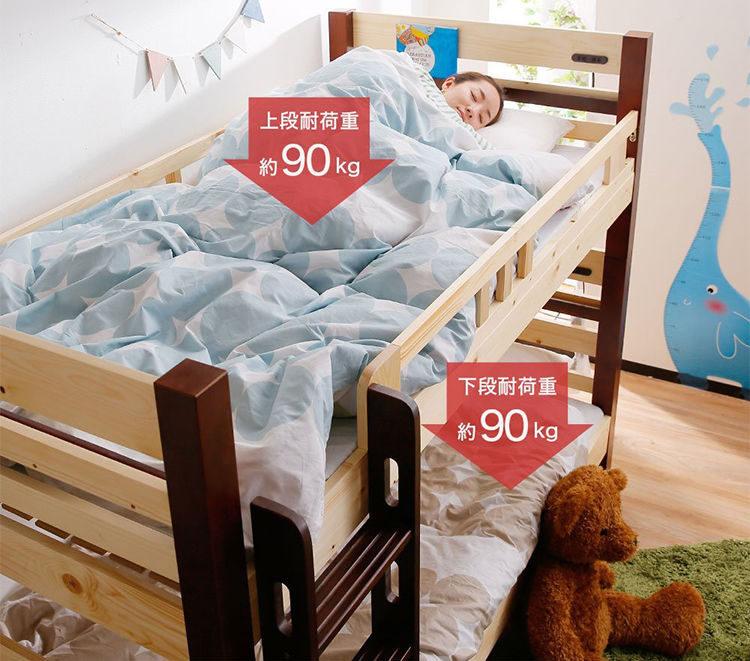 LOWYA 2段ベッド
