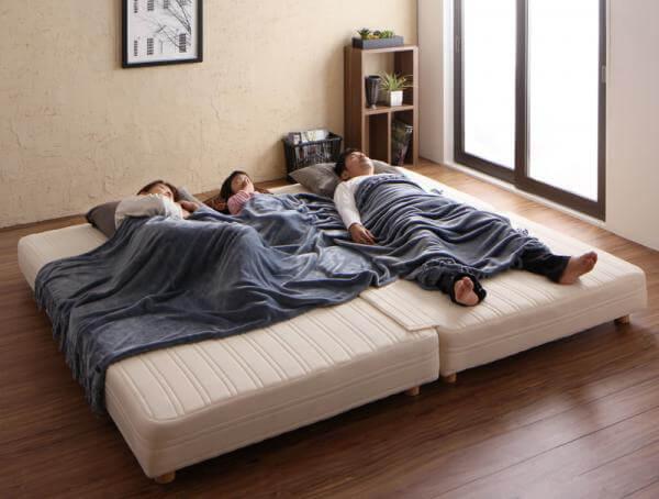 家族ベッド MORE