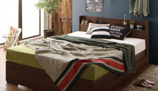 収納ベッド Lacomita ラコミタ
