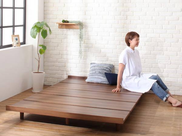 デザインボードベッド Bona ボーナ