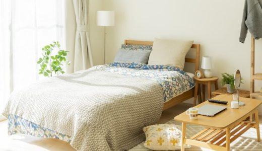 部屋の広さと暮らしに合わせたベッドサイズの選び方。