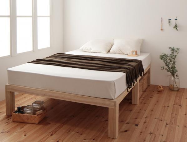 桐すのこベッド フィウーメ