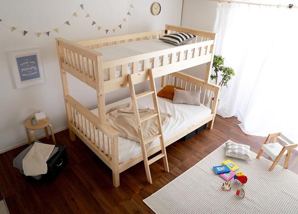 2段ベッド Quam-クアム