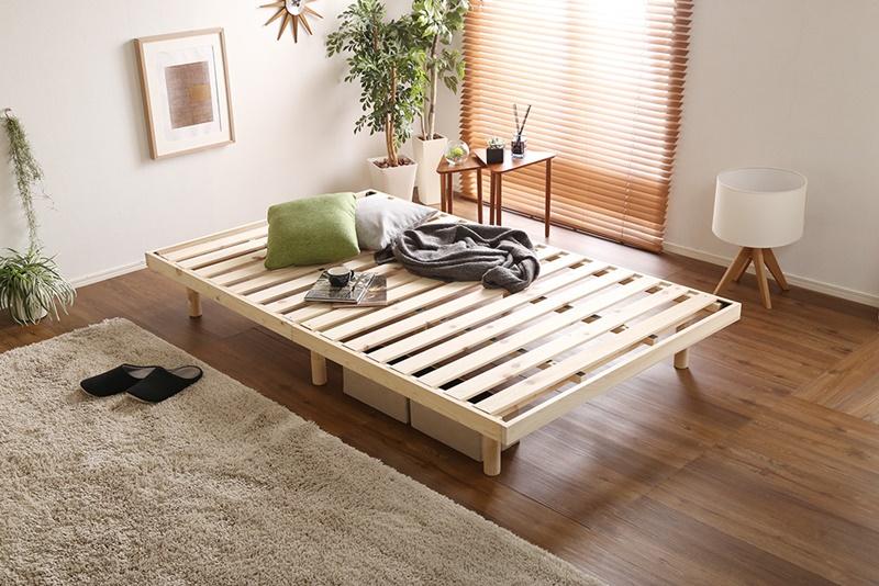 檜 すのこベッド
