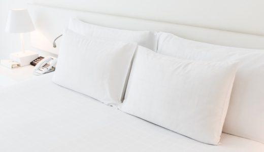 枕は自宅で洗濯できるの?枕の洗い方について解説!